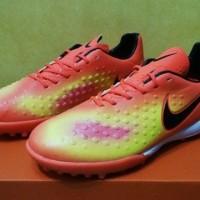 (Dijamin) Sepatu Futsal Nike Magista Onda II Total Crimson - TURF