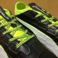 (Sale) Sepatu Futsal Puma evoTOUCH 3 Black Yellow - TURF