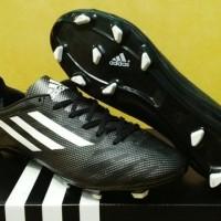 (Sale) Sepatu Bola / Soccer Adidas Adizero F50 99 Gram Black - FG