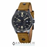 AVI 8 Man Hawker Harrier II Watch Black Dial AV 4003 02