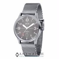 AVI 8 Man Flyboy Automatic Watch Grey Dial Stainless Steel AV 4021 2