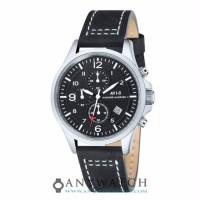 AVI 8 Man Hawker Harrier II Watch Black Dial Black AV 4001 01