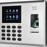Mesin Absensi Sidik jari FingerPrint Magic MP340 + Akses Kontrol Pintu