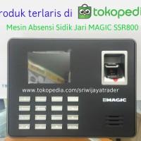 Mesin Absensi Sidik jari FingerPrint Magic SSR800 / Finger Print Absen