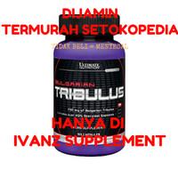 cuci gudang TRIBULUS TERRESTRIS 90 CAPS ULTIMATE NUTRITION