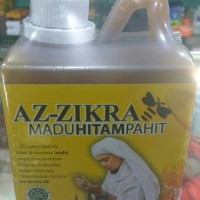 madu hitam pahit azzikro az zikro azikro honey az-zikra zikra azikra