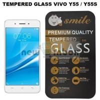 TEMPERED GLASS / ANTI GORES KACA FOR VIVO Y55 / Y55S