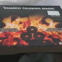CHARCO THUNDER MAGIC ARANG SHISA/BOKHOUR