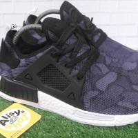 Adidas NMD R1 X Bape Black Purple - Premium Quality