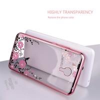 TPU FLOWER Meizu m2 mini soft case casing back cover ultrathin bling
