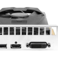 MURAH GALAX nVidia Geforce GTX 1050 Ti OC 4GB DDR5 Single Fan