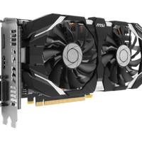 MSI GeForce GTX 1060 6GB DDR5 - 6GT OC V2 Garansi 2 Tahun AAA msi 1060