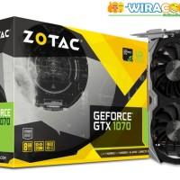 DIJAMIN ORIGINAL Zotac GeForce GTX 1070 8GB DDR5 Dual Fan