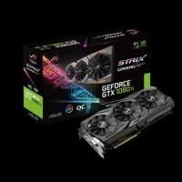 Asus ROG GTX 1080 Ti Strix OC Gaming 11GB DDR5X 352 BIT