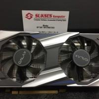 PROMO GALAX Geforce GTX 1060 OC (OVERCLOCK) 3GB DDR5 - Dual Fan