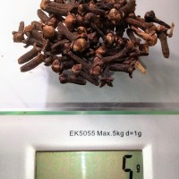 Bunga Cengkeh Kering Indonesia Dried Cloves Kembang Cengkih Tua 5g