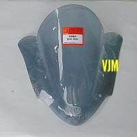 MIKA VISOR WINDSHIELD VIXION 2013- 2014 HITAM TRANSPARAN / SMOKE