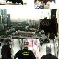 Bantal miniatur boneka superhero DC COMICS justice league Batman 4ever