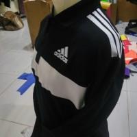 kaos polo/polo shirt big size xxl-xxxl Adidas Line Long sleeve