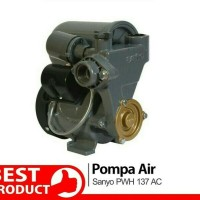 Pompa Air Automatis Pendorong SANYO PWH 137 AC