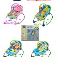 Baby Bouncer Pliko Rocking Chair Hammock
