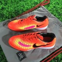 Sepatu Futsal Nike Magista II Onda IC - Crimson Diskon