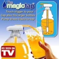 The magic tap (dispenser air minum mini galon minuman praktis unik)
