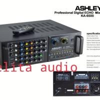 Amplifier ASHLEY KA 6500