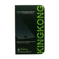 KINGKONG OPPO F5 FULL COVER BLACK TEMPERED GLASS ORIGINAL