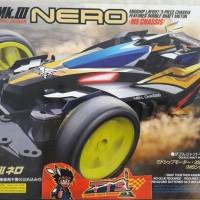 18627 Tamiya Avante MK III Nero Pro. -- MS