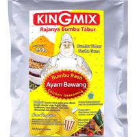 Bumbu Tabur Kingmix Rasa Ayam Bawang 250gr