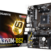 Gigabyte GA-A320M-DS2 (Socket AM4 DDR4)