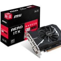 BEST SELLER - MSI Radeon RX 560 4GB DDR5 - AERO ITX 4G OC