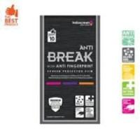 Indoscreen iPhone X Anti Gores Anti Break (Free Anti Gores Belakang)