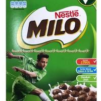 Milo Sereal Nestle Terbuat Dari Gandum Utuh Cocok Buat Sarapan 330gr
