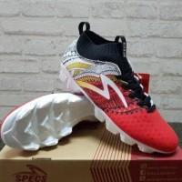 Sepatu Bola Specs Heritage Emperor Red 100796 Original