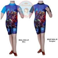 Baju Renang Anak Transformer EDAL-9004 JR