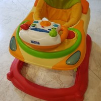 Preloved WEINA Baby Walker Kursi Bayi Belajar Jalan