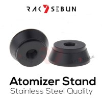 Atomizer Stand for ALL RDA RTA RDTA 22 24 22mm 24mm 810 510 SS