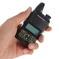 Radio HT Baofeng BF-T1 Mini UHF FM Walkie Talkie 1 Watt