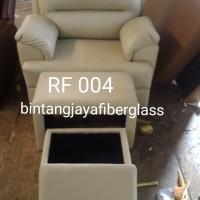 kursi refleksi RF 004, model dakron besar 004