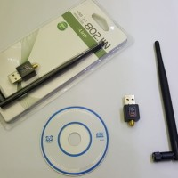 USB WIFI 600 Mbps ADAPTER ANTENNA