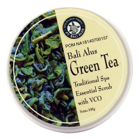 BALI ALUS LULUR GREEN TEA MASKER BADAN LULUR GREEN TEA (KPT-72)