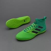 Sepatu Futsal Original Adidas Ace 17 3 Primesh IN Hijau Diskon Besar
