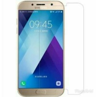 Tempered glass Samsung A520 A5 2017 Screen Protector Anti Gores Kaca