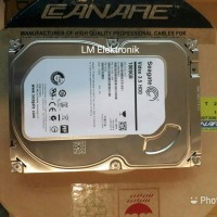 Hardisk HARDDISK SEAGATE 1TB / 1000GB 3.5 FOR PC GARANSI 1TAHUN