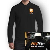 Kaos Polo Shirt Lengan Panjang Paytren exclusive