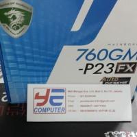 MOBO MSI 760GM-P23 AM3 [YE COMPUTER]