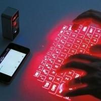 Laser Projector Keyboard LODS, Latest version (keyboard tercanggih!)