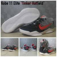Poluper Sepatu Basket Kobe 11 (XI ) Elite Low Tinker Hatfield / Nike /